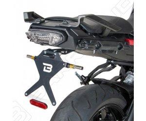 Αναδιπλούμενη βάση πινακίδας Barracuda για Yamaha MT-09 Tracer