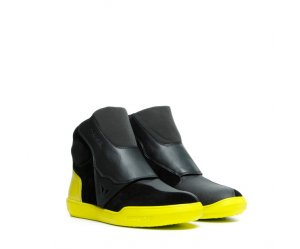 DAINESE Dover Gore-Tex Αδιάβροχα Μποτάκια Black / Fluo Yellow