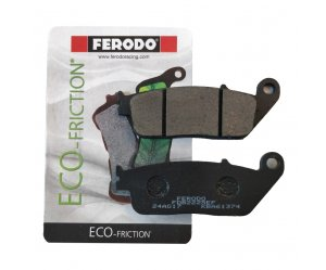 ΣΕΤ ΤΑΚΑΚΙΑ ΓΙΑ SCOOTER FERODO FDB2225 ECO FRICTION