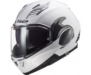 ΚΡΑΝΟΣ LS2 FF900 Valiant II Solid White