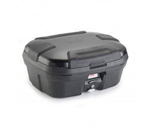 Βαλίτσα πλαϊνη 35 λίτρα TRK35B Αλουμίνιο μαύρη monokey GIVI