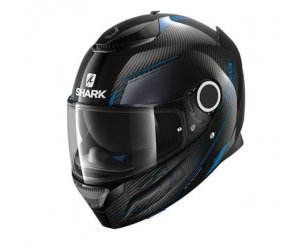 ΚΡΑΝΟΣ SHARK SPARTAN CARBON SILICIUM BLUE/ANTHRACITE