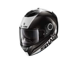 Κράνος Shark Spartan Carbon Skin 1.2 Black/White