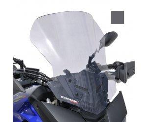 Ζελατίνα Ermax MT 09 Tracer Ψηλή 50cm 2015-2017 Σκούρο φιμέ