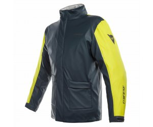 DAINESE ΑΔΙΑΒΡΟΧΟ ΜΠΟΥΦΑΝ STORM JACKET ANTHRAX/FLUO YELLOW