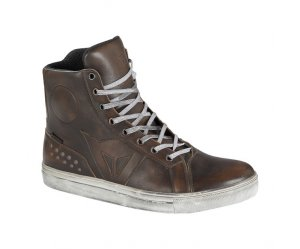 ΜΠΟΤΑΚΙΑ DAINESE STREET ROCKER D-WP DARK BROWN