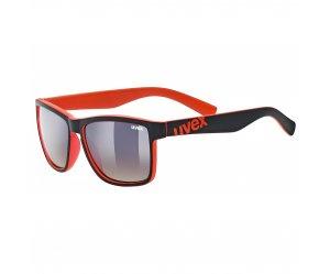ΓΥΑΛΙΑ ΗΛΙΟΥ UVEX LGL 39 S5320122316 BLACK MAT/RED
