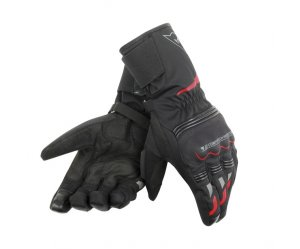 ΓΑΝΤΙΑ DAINESE TEMPEST UNISEX D-DRY LONG GLOVES ΜΑΥΡΟ / ΚΟΚΚΙΝΟ