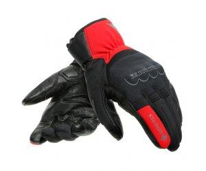 DAINESE Thunder Gore-Tex Αδιάβροχα Γάντια Black / Red