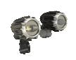 ΣΕΤ ΠΡΟΒΟΛΑΚΙΑ LED GIVI S321 ΜΑΥΡΑ