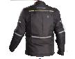 Μπουφάν Fovos Explorer Knox μαύρο-fluo