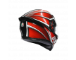 K5 S E2205 MULTI- TEMPEST BLACK/RED