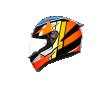 ΚΡΑΝΟΣ AGV K1 REPLICA ECE 2205 RODRIGO