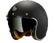 Κράνος MT Le Mans 2 SV μαύρο ματ