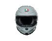 Κρανος AGV K6 E2205 MONO - NARDO GRAY