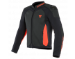 ΜΠΟΥΦΑΝ DAINESE INTREPIDA PERF. BLACK MATT/FLUO-RED
