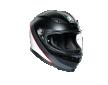 ΚΡΑΝΟΣ AGV K6 MULTI - MINIMAL PURE MATT BLACK/WHITE/RED
